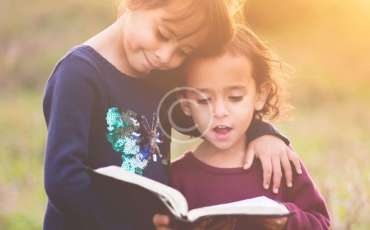 How to Teach Children  to Love God